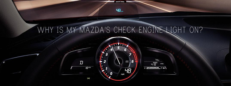 Ingram Park Mazda >> Why is my Mazda check engine light on?