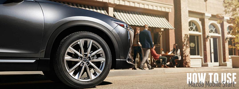 Ingram Park Mazda >> How to use Mazda Mobile Start