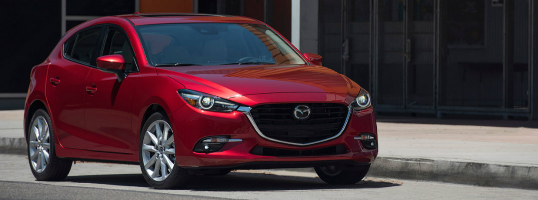 Which Colors Will The 2017 Mazda3 Come In