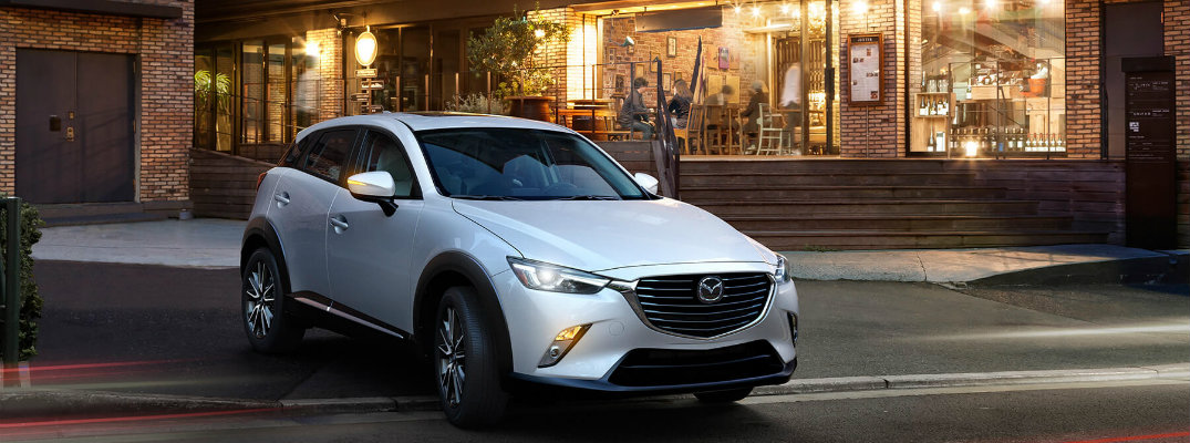 How to change the clock time on a Mazda CX-3