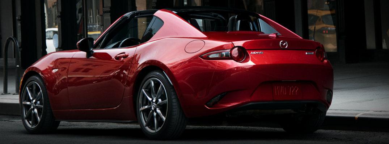 Ingram Park Mazda >> 2017 Mazda MX-5 Miata RF color options