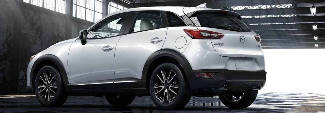 Mazda Cx 3 >> How Much Cargo Can The 2017 Mazda Cx 3 Hold